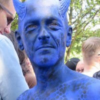 CSD Hamburg 2015 (Bodypaint by Kai)